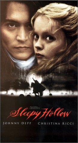 9780792169215: Sleepy Hollow [VHS]