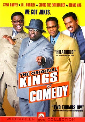 9780792171522: The Original Kings of Comedy