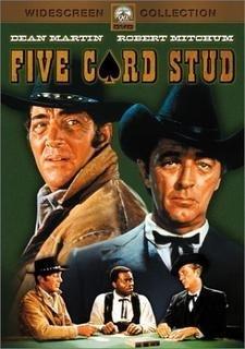 9780792179320: Five Card Stud [Reino Unido] [DVD]