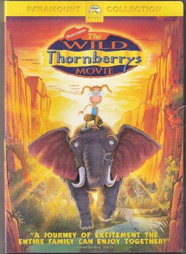 9780792186502: Wild Thornberrys Movie [2002] (REGION 1) (NTSC)
