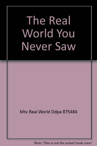 9780792187257: The Real World You Never Saw - Las Vegas