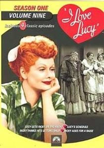 9780792190813: I Love Lucy - Season One (Vol. 9)