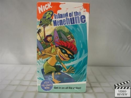 9780792199755: Rocket Power: The Island of the Menehune [VHS]