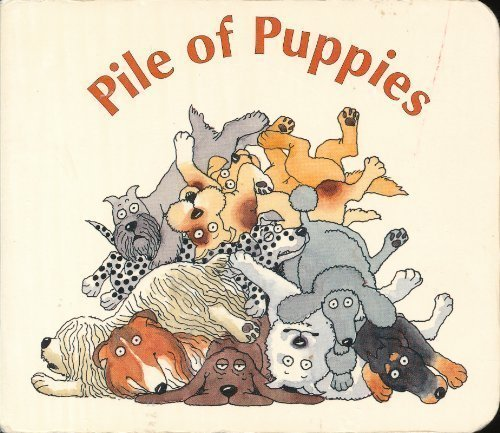 9780792218340: Pile of Puppies (Little Learners Board Books)