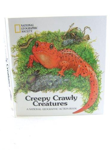 9780792229759: Creepy Crawly Creatures
