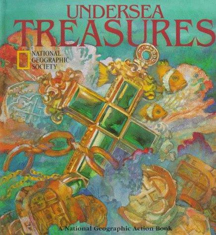 9780792229773: Undersea Treasures (National Geographic Action Book)