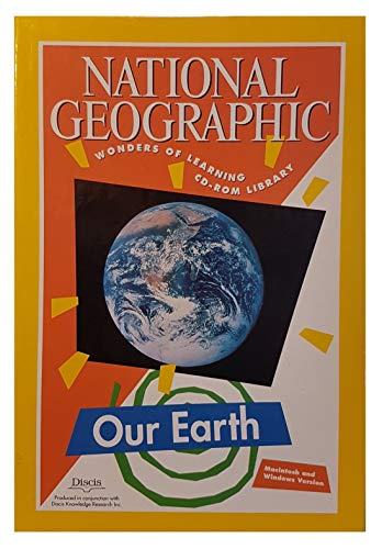 9780792229827: Our Earth (Wonders of Learning CD-ROM Library Series)