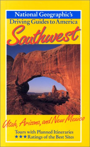 9780792234258: National Geographic's Driving Guides to America Southwest