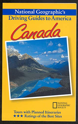 9780792234289: Canada (National Geographic's Driving Guides to America)