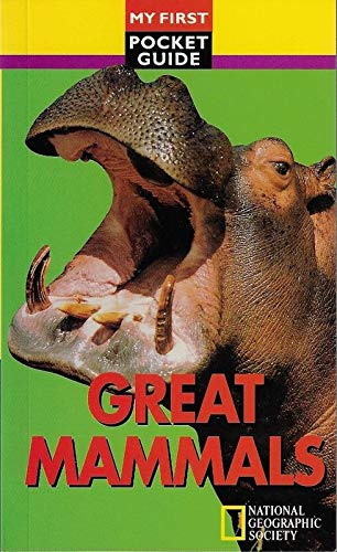 9780792234524: Great mammals (My first pocket guide)
