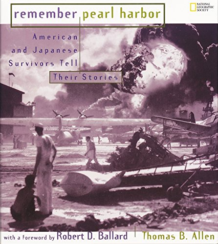 9780792236351: Remember Pearl Harbor: American and Japanese Survivors Tell Their Stories