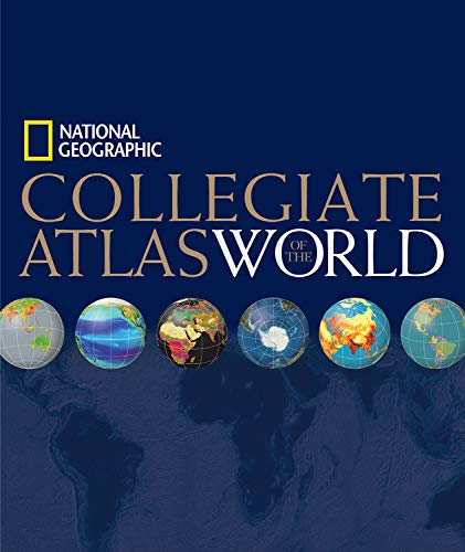9780792236627: National Geographic Collegiate Atlas of the World