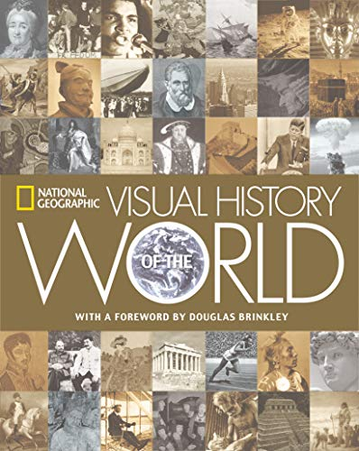 9780792236955: National Geographic Visual History of the World