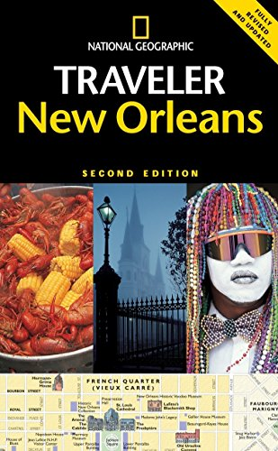 9780792238928: National Geographic Traveler: New Orleans