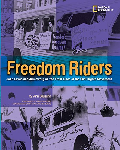 9780792241744: Freedom Riders RLB: John Lewis and Jim Zwerg on the Front Lines of the Civil Rights Movement