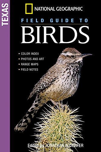 9780792241874: National Geographic Field Guide to Birds: Texas