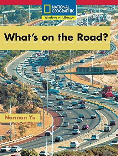 9780792242567: Windows on Literacy Emergent (Social Studies: Technology): What's on the Road? (Avenues)