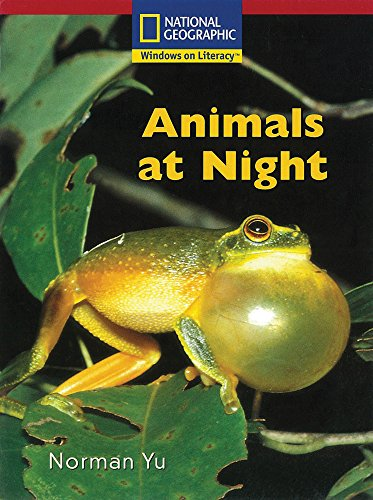 9780792242956: Windows on Literacy Emergent (Science: Life Science): Animals at Night