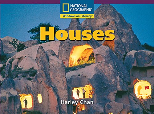 9780792243182: Windows on Literacy Early (Social Studies: History/Culture): Houses (Hampton-Brown Edge: Reading, Writing, & Language ©2009)