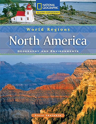 9780792243809: Reading Expeditions (World Studies: World Regions): North America: Geography and Environments