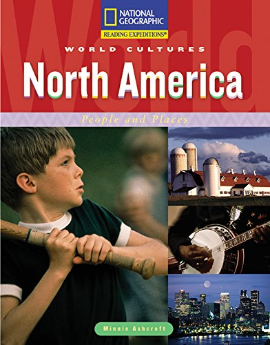 9780792243816: Reading Expeditions (World Studies: World Cultures): North America: People and Places