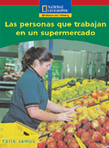 9780792244158: Las personas que trabajan en un supermercado / People working in a supermarket (Windows on Literacy Spanish, Emergent: Social Studies)