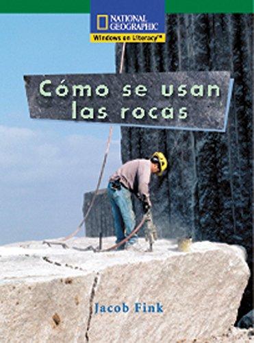 9780792244370: Cómo se usan las rocas / Using rocks (Windows on Literacy Spanish, Fluent: Science)