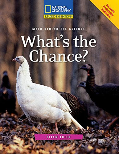 9780792245902: Reading Expeditions (Science: Math Behind the Science): What's the Chance?