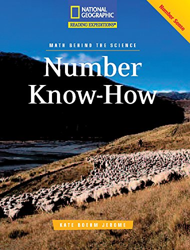 9780792245919: Reading Expeditions (Science: Math Behind the Science): Number Know-How