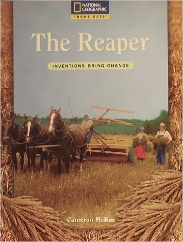 Theme Sets: The Reaper: National Geographic Learning, James A Shymansky
