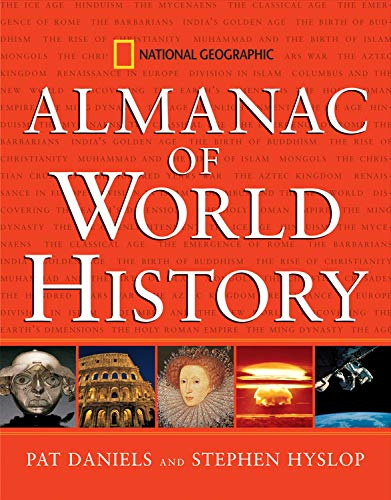 9780792250920: National Geographic Almanac of World History
