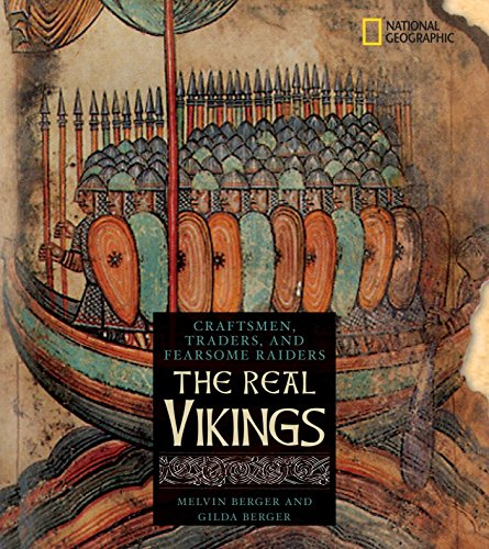 9780792251323: The Real Vikings : Craftsmen, Traders, and Fearsome Raiders