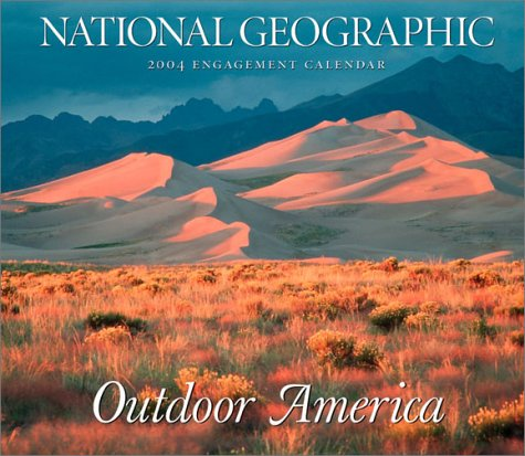 Ng Outdoor America Engagement (9780792251521) by Calen