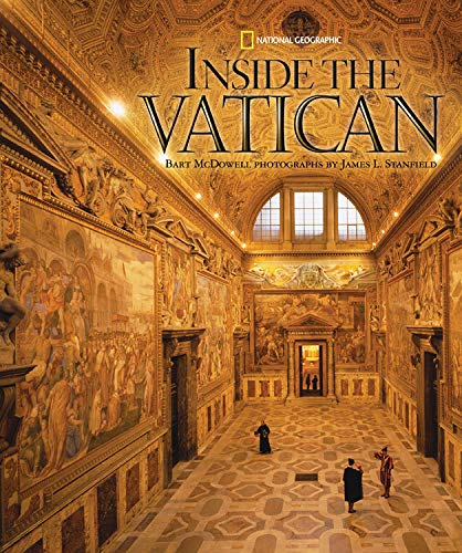 9780792252979: Inside the Vatican (National Geographic)