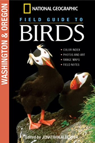 9780792253136: National Geographic Field Guide to Birds: Washington and Oregon