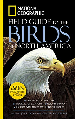 9780792253143: National Geographic Field Guide to the Birds of North America, Fifth Edition