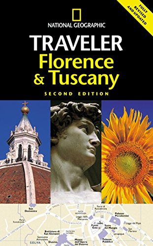 9780792253181: National Geographic Traveler: Florence & Tuscany, 2d Ed.