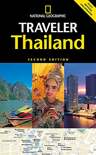 9780792253211: National Geographic Traveler: Thailand, 2d Ed.