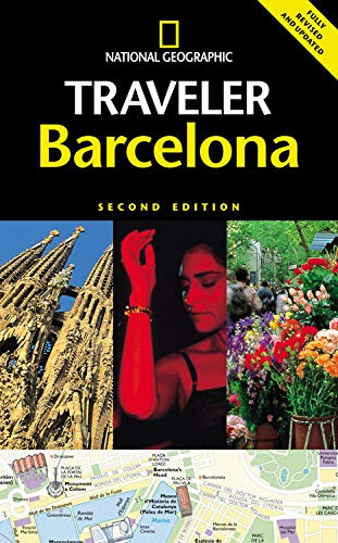 9780792253655: National Geographic Traveler Barcelona