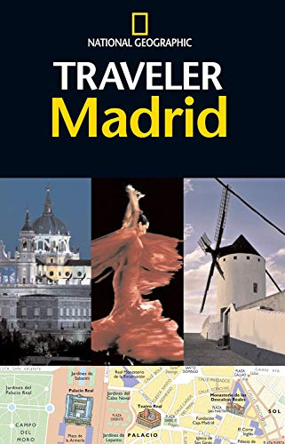 9780792253723: Madrid (National Geographic Traveler)