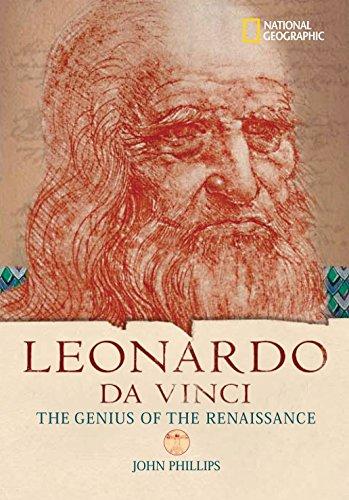 9780792253853: World History Biographies: Leonardo da Vinci: The Genius Who Defined the Renaissance (National Geographic World History Biographies)
