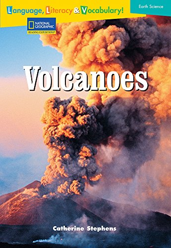 9780792254348: Language, Literacy & Vocabulary - Reading Expeditions (Earth Science): Volcanoes (Language, Literacy, and Vocabulary - Reading Expeditions)