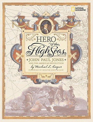 9780792255475: Hero of the High Seas: John Paul Jones and the American Revolution