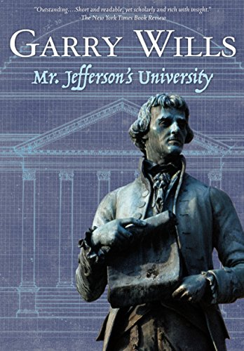 9780792255604: Mr. Jefferson's University (Directions)