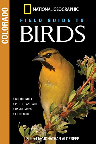 9780792255611: National Geographic Field Guide to Birds: Colorado