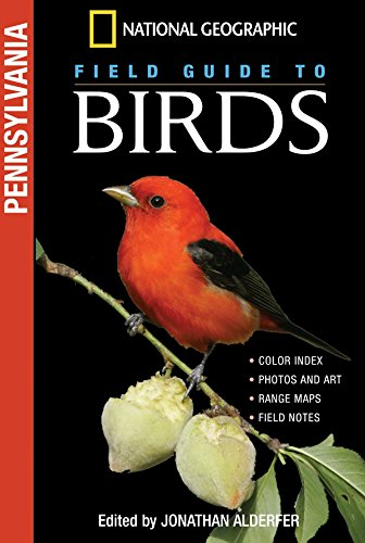 9780792255628: National Geographic Field Guide to Birds: Pennsylvania (Ng Field Guide to Birds)