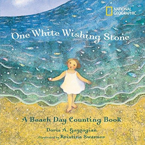One White Wishing Stone: A Beach Day: Gayzagian, Doris