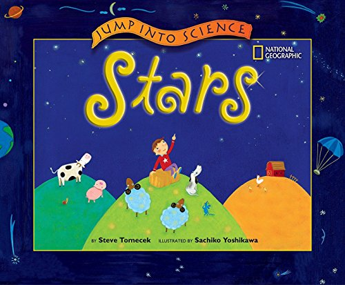 9780792255819: Jump Into Science: Stars