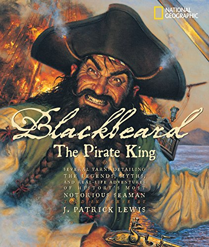 Blackbeard the Pirate King (Hardback)
