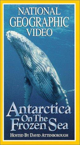 9780792256052: Antarctica:on the Frozen Sea [VHS]